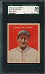 1932 U S Caramels #07 Joe Cronin SGC 50 *Cancelled*