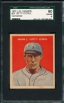 1932 U S Caramels #24 Lefty ODoul SGC 80 *Cancelled*
