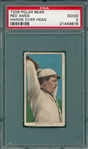 1909-1911 T206 Ames, Hands Above Head, Polar Bear PSA 2