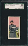 1909-1911 T206 Cranston Old Mill Cigarettes SGC 80 *Southern League*
