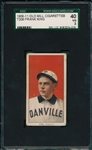 1909-1911 T206 King Old Mill Cigarettes SGC 40 *Southern League*