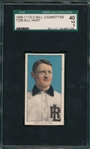 1909-1911 T206 Hart, Bill, Old Mill Cigarettes SGC 40 *Southern League*