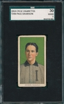 1909-1911 T206 Davidson Cycle Cigarettes SGC 30