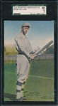 1913 M101-3 Eddie Collins Sporting News SGC 40