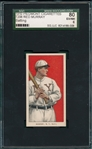1909-1911 T206 Murray, Batting, Piedmont Cigarettes SGC 80