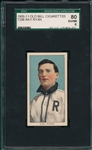 1909-1911 T206 Ryan Old Mill Cigarettes SGC 80 *Southern League*