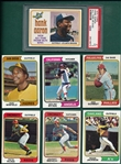 1974 Topps Baseball Complete Set (660) Plus Traded & Checklists *Winfield Rookie*