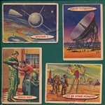 1957 Topps Space Cards Complete Set (88)