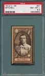 1912 C46 Fred Mitchell Imperial Tobacco PSA 8.5 *Highest Graded*