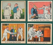 1935 R41 Dick Tracy Caramels Lot of (25)