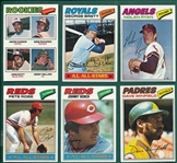 1977 Topps Baseball Complete Set (660) *Dawson Rookie*