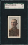 1910-11 M116 Deacon McGuire Sporting Life SGC 60