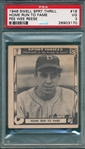 1948 Swell Sport Thrill #18 Pee Wee Reese PSA 3