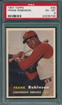 1957 Topps #35 Frank Robinson PSA 6 *Rookie*