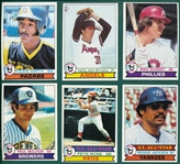 1979 Topps Baseball Complete Set (726) *Ozzie Smith Rookie*