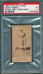 1887 N172 453-2 Patsy Tebeau Old Judge Cigarettes PSA 3