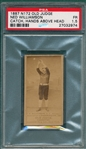 1887 N172 502-4 Ned Williamson Old Judge Cigarettes PSA 1.5