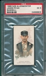 1888 N29 Jimmy Ryan Allen & Ginter Cigarettes PSA 5