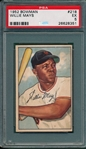 1952 Bowman #218 Willie Mays PSA 5 *Hi #*