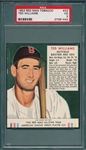1952 Red Man Tobacco #23 Ted Williams W/ Tab PSA 3