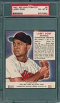 1952 Red Man Tobacco #6 Larry Doby PSA 6