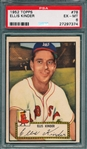 1952 Topps #78 Ellis Kinder PSA 6 *Red Back*