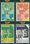 1977-94 Lot of (9) Topps Vault Sealed Proofs & Negatives