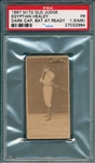 1887 N172 218-2 Egyptian Healy Old Judge Cigarettes PSA 1.5 (MK)