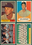 1961 Topps Lot of (125) W/ #280 Frank Howard *High Grade*