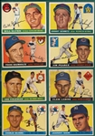 1955 Topps Lot of (42) W/ High Numbers