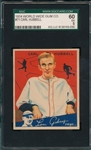 1934 Goudey #71 Carl Hubbell SGC 60 *Strong Colors*