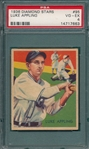 1934-36 Diamond Stars #95 Luke Appling PSA 4 *SP*