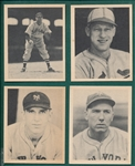 1939 Play Ball Lot of (4) W/ #5 Sewell