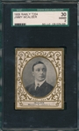 1909 T204 Jimmy McAleer Ramly Cigarettes SGC 30