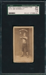 1887 N172 129-1 Jim Donnelly Old Judge Cigarettes SGC 20 *Clear, Dark Image*