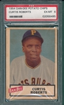 1954 Dan Dee Potato Chips Curtis Roberts PSA 6