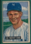 1951 Bowman #1 Whitey Ford *Rookie*