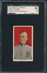 1909-1911 T206 Ty Cobb, Red Portrait, Sweet Caporal Cigarettes SGC 60 *Factory 25*