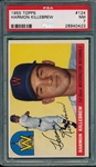 1955 Topps #124 Harmon Killebrew PSA 7 *Rookie*