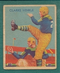 1935 National Chicle #24 Clarke Hinkle