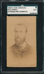 1888 N151 Parnell, W. Duke, Sons & Co. SGC Authentic