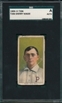 1909-1911 T206 Sherry Magie Piedmont Cigarettes SGC Authentic *Error Variation*