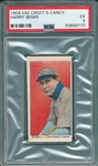1909 E92 Crofts Candy Harry Bemis PSA 5