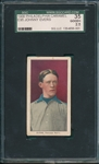 1909 E95 Johnny Evers Philadelphia Caramels SGC 35 *Miscut Back*