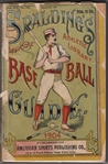 1904 Spaldings Official Base Ball Guide