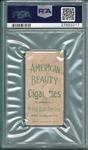 1909-1911 T206 Hummel American Beauty Cigarettes PSA 1.5 *460 Series*