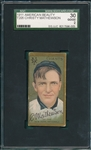 1911 T205 Christy Mathewson American Beauty Cigarettes SGC 30