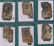 1895 N300 Mayos Cut Plug Lot of (6) W/ Duffy & Brouther, SGC