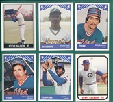 1980s-90s Lot of over (400) Minor League Cards