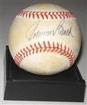 1976 WS MVP Johnny Bench Signed Ball PSA/DNA